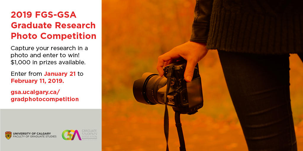 Graduate Research Photo Competition