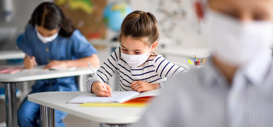 Want to know how school-aged children are managing during the pandemic? Ask them