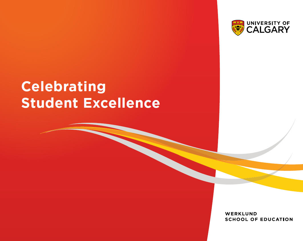 2018 celebrating student excellence booklet