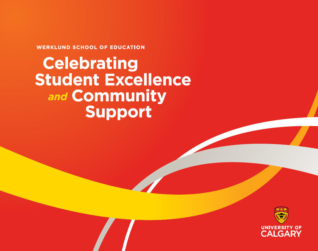 2019 celebrating  student excellence booklet
