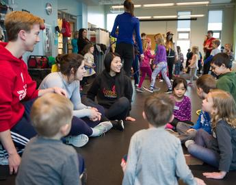 Building Community in Calgary Classrooms